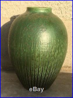 Vase pottery design 40's finland arabia Ceramique art deco keraaminen maljakko